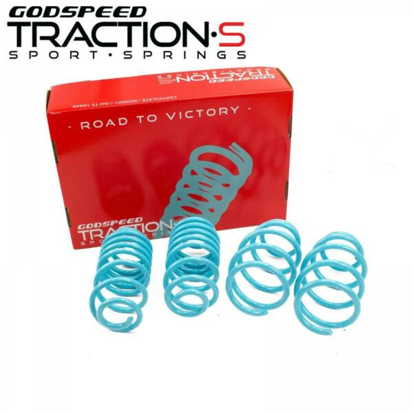for Malibu 13 15 Lowering Springs Traction S By Godspeed Performance Sport