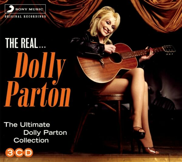 DOLLY PARTON * 55 Greatest Hits * 3 CD BOX SET *All Original Songs* NEW *Country $15.97