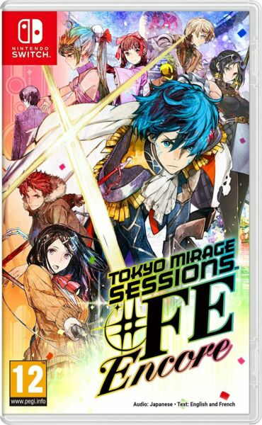Tokyo Mirage Sessions #FE Encore Standard Edition Nintendo Switch 2020