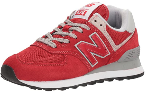 New Balance Men's 574 v2 Sneaker (Team Red/Team Red) - Size 18 4E / Extra Wide