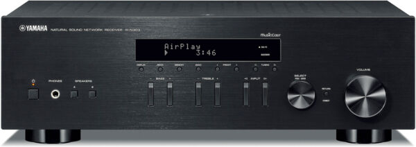 Yamaha R N303 stereo receiver with MusicCast