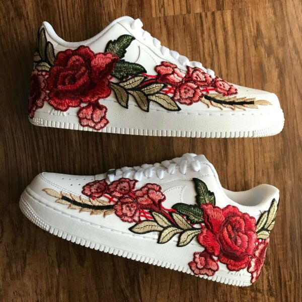 Nike Air Force 1 Size 15 Men Custom Shoes Lowtop