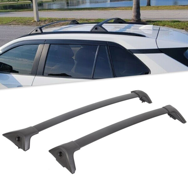 For Toyota RAV4 2019 2020 Aluminium Baggage Roof Rack Cross Bar Carrier $69.55