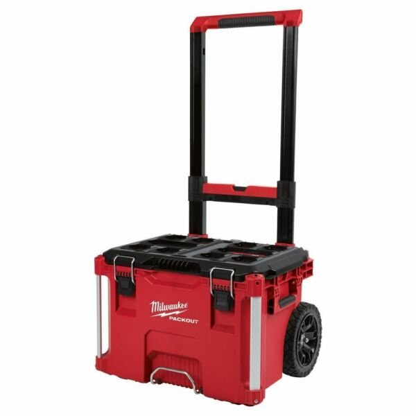 Milwaukee 48 22 8426 PACKOUT 22 in. Rolling Tool Box $123.00