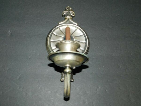 Antique Wall Sconce Gas Light