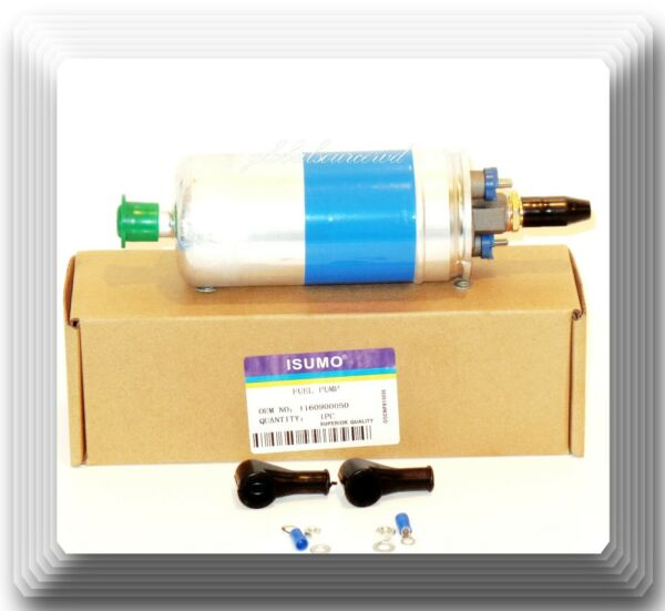 1160900050 In Line Electric Fuel Pump For:Audi 1987-1998 Mercedes Benz 1973-1996