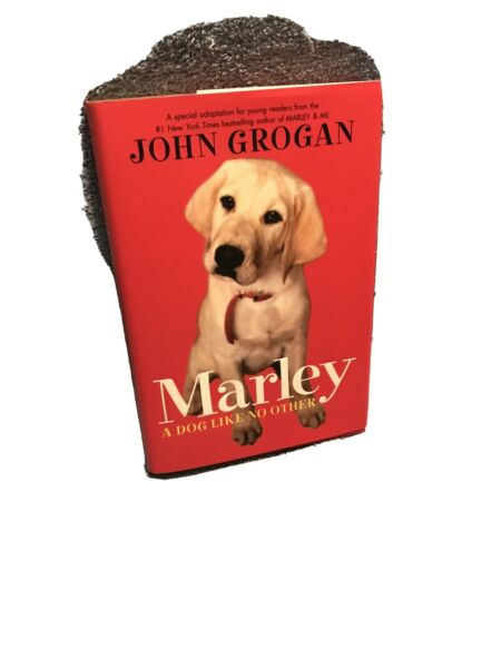 Marley : A Dog Like No Other by John Grogan 2008 Trade Paperback $8.00