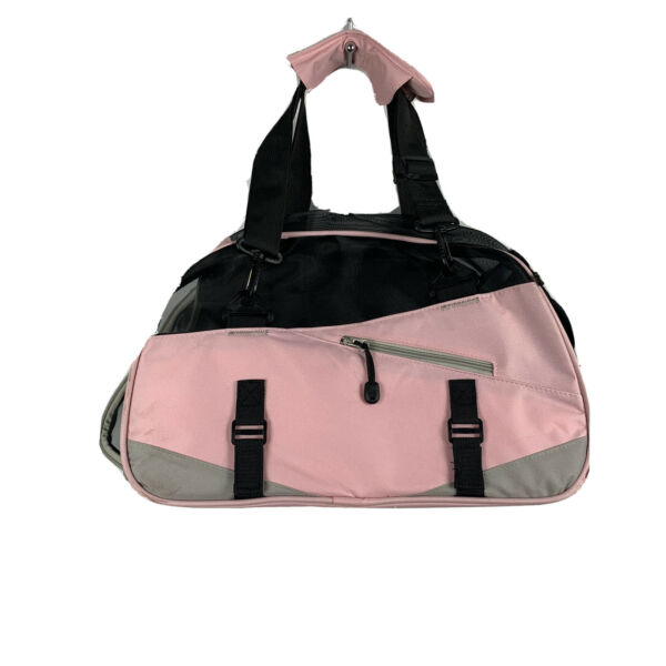 Bergan Pet Comfort Carrier Tote for Dog Or Cat Pink S M 18X8X11 $16.00