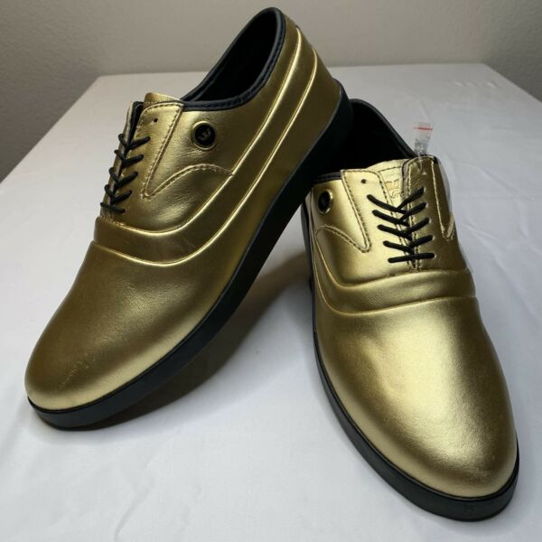 53 Rare Supra Jim Greco 7th Pro-Model Gold Skate Shoes 11 & 11.5 Brand New - BMX