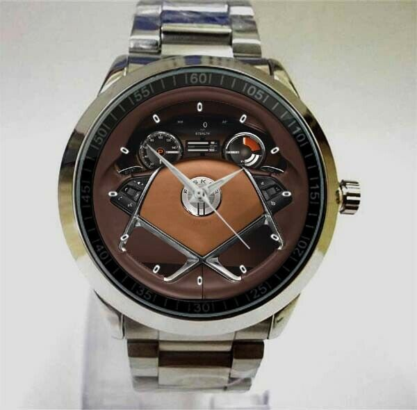 2012-Fisker-Karma Sport metal watch