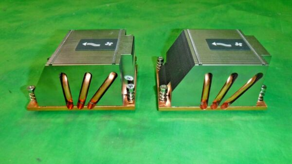 Cisco UCS C240 M3 Heat Sink for UCS C240 M3 Rack Server LOT OF 2 @3 $17.99