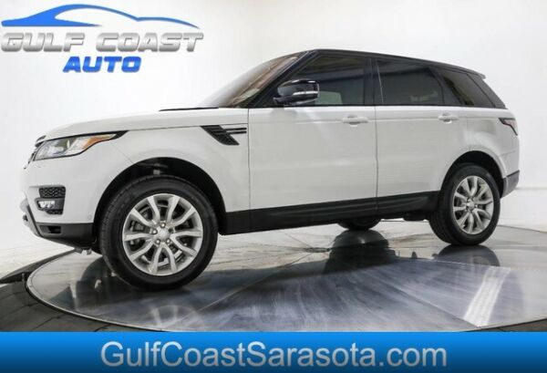 2016 Land Rover Range Rover Sport V6 HSE LEATHER LOW MILES NAVI SUNROOF VERY 2016 Land Rover RANGE ROVER SPORT V6 HSE LEATHER LOW MILES NAVI SUNROOF VERY CLE