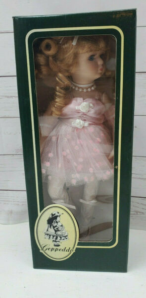 Geppeddo Dolls Jaime The Ballerina 12