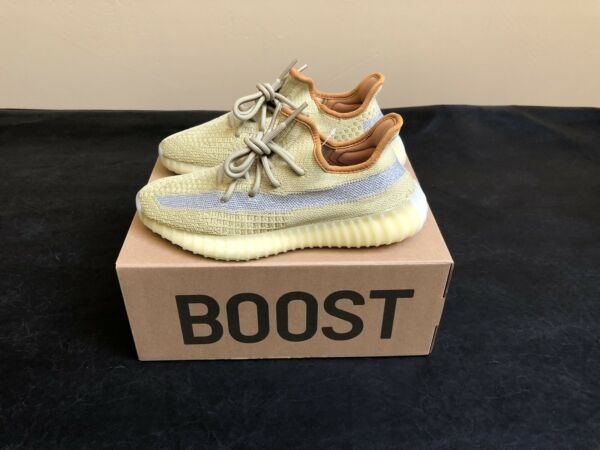 Adidas Yeezy Boost 350 V2 Marsh FX9034 Mens Size 5 *NEW*