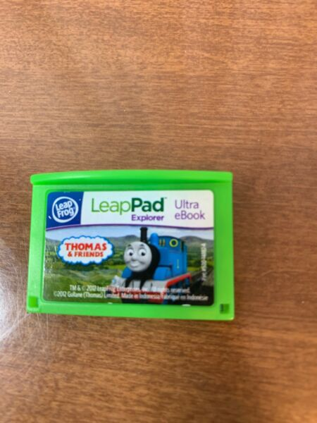 Leapfrog Leapster Explorer Game THOMAS & FRIENDS EBOOK Leap Pad 2 3 GS XDi Ultra $11.99