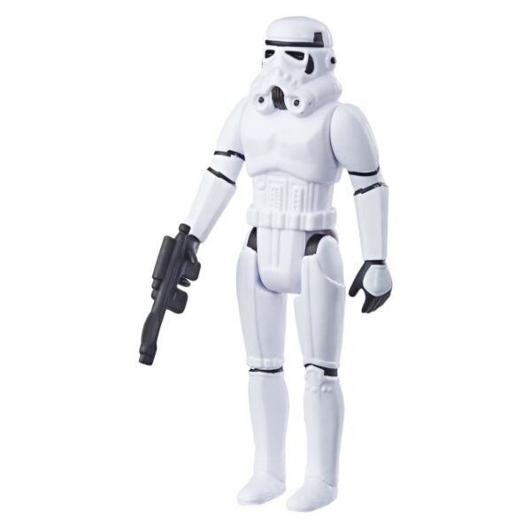 Star Wars Retro Collection 2019 Stormtrooper 3.75quot; Action Figure LOOSE $14.99