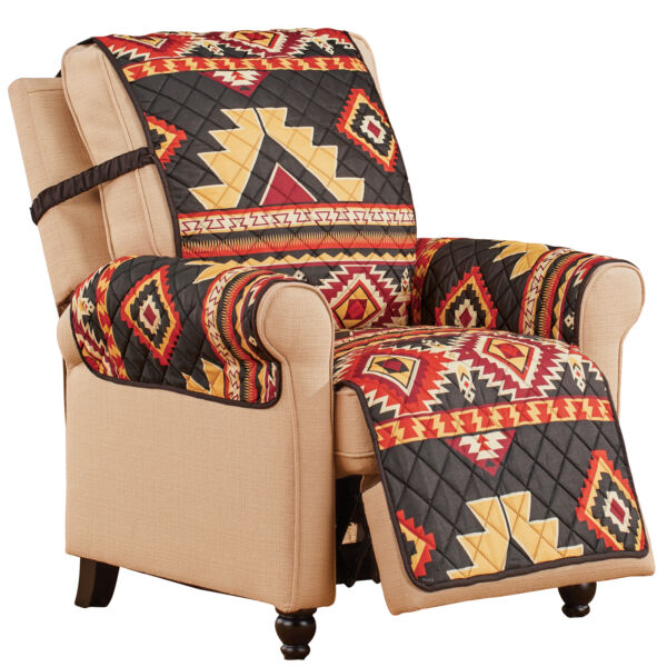 Protective Southwest Style Quilted Furniture Cover $17.99