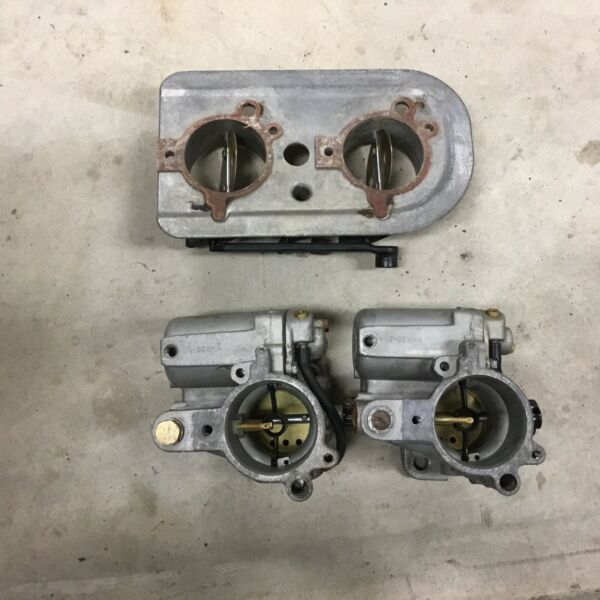 1975 Mercury 65 HP Outboard Motor Carburetors $95.00