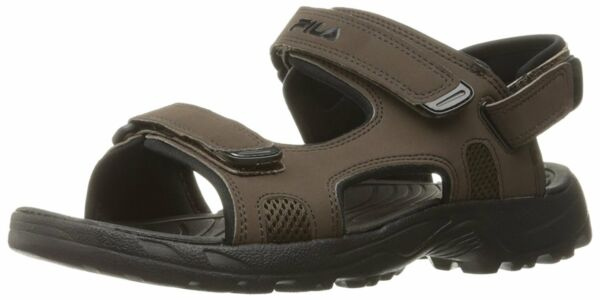 Fila Men#x27;s Transition Athletic Sandal Espresso Black