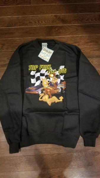 Scooby Doo Top Fuel Top Dog Sweatshirt Size XL. Extra Large. $18.99