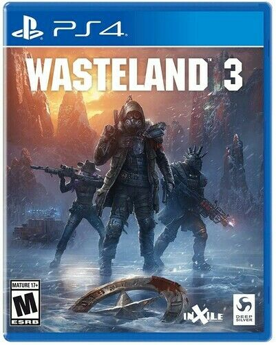 Wasteland 3 for PlayStation 4 New Video Game PS 4 $24.47