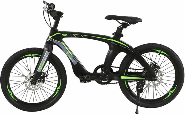NiceC 20quot; BMX Bike Mountain Bike Cycle Bicycle with Dual Disc Brakes NEW