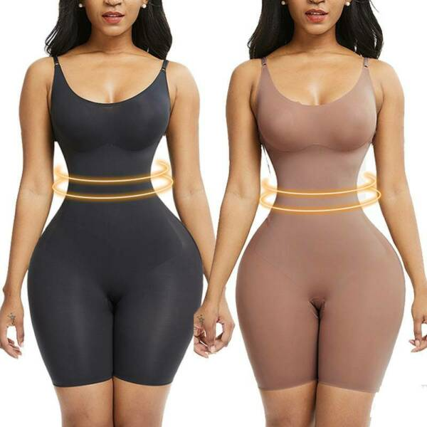 Fajas Colombianas Reductoras Levanta Cola Post Surgery Body Shaper Slim Girdles