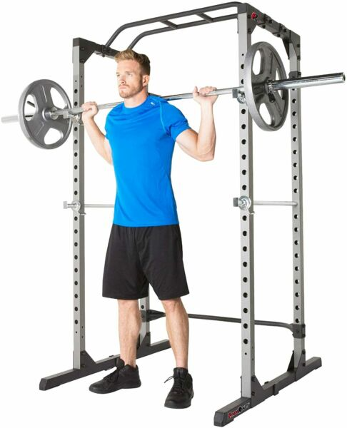 Fitness Reality 810XLT Super Max Power Cage Squat Rack Bench Press $509.99
