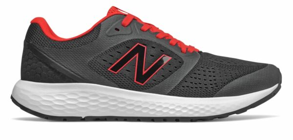New Balance Men#x27;s 520v6 Shoes Black with Red