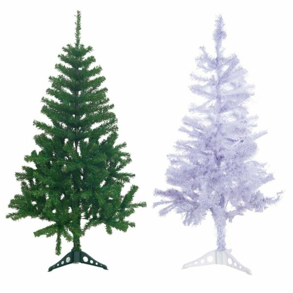 Perfect Holiday Classic Artificial Christmas Tree with Stand