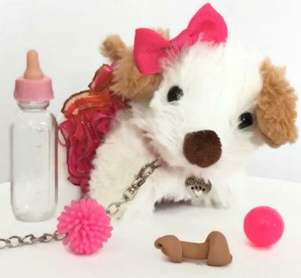 Puppy Dog Pet for American Girl Doll 18quot; Accessories Fit Animal Play SET $17.99