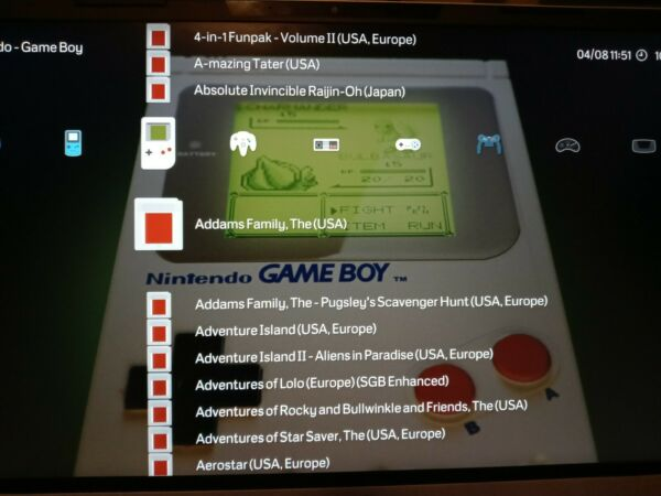retro emulator USB retroarch portable for PC tons of roms and 18 systems $18.00