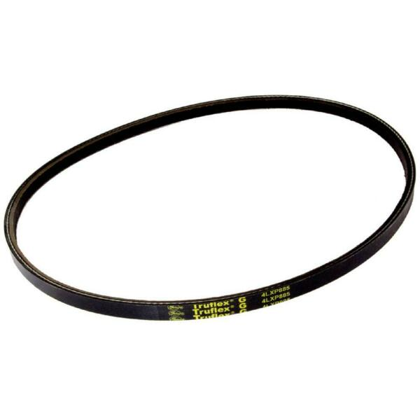 PowerSmart Snow Blower 24 In Auger Belt Replacement Part Accessory 2 Stage Black