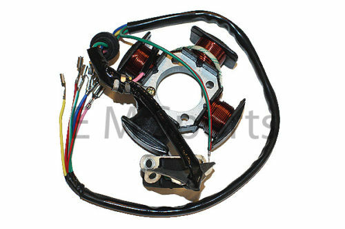 4 Pole Alternator Winding Stator Charger For Honda Scooter Motorycle CG125 CG150 $36.95