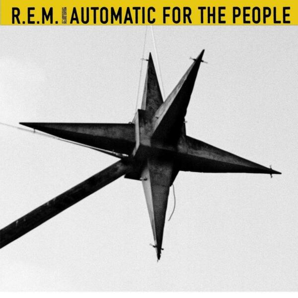 R.E.M.: AUTOMATIC FOR THE PEOPLE 25TH ANNIVERSARY DLX CD $34.10