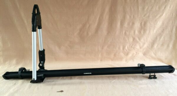 Thule 599XTR Big Mouth Upright Mount Bike Rack Carrier Rooftop Tray Lock amp; Key $114.95