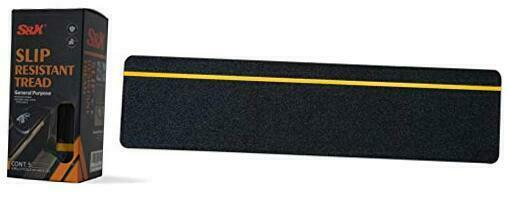 Stairs Treads Non Slip TapeIndoor amp; OutdoorSafety Treads6 Inch X 24 Inch5 P
