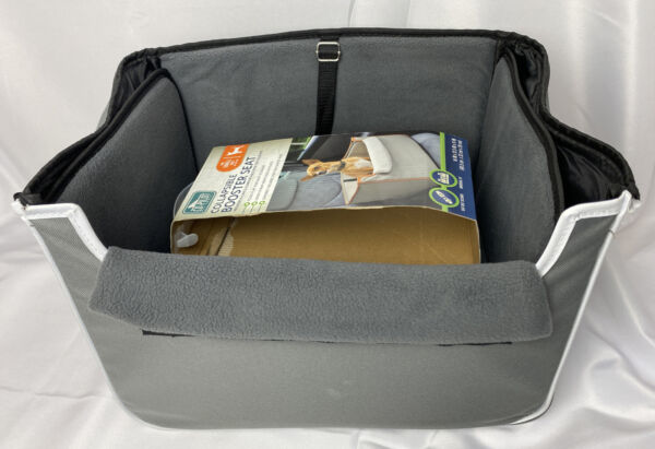 Co Pilot Pet Travels Collapsible Pet Dog Booster Car Seat for Small Dogs $34.99