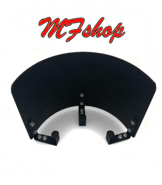 3 Inch 3quot; 76mm Cold Air Intake Cone Filter Heat Shield Only $18.99