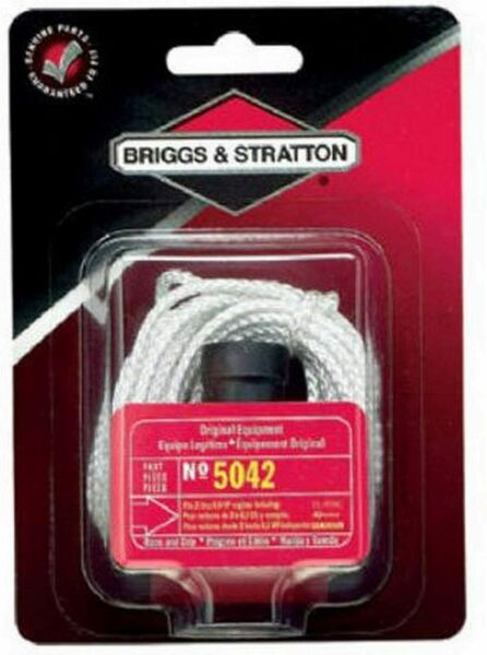 Replacement Starter Rope Pull String Cord for Toro Craftsman Honda Lawn Mowers