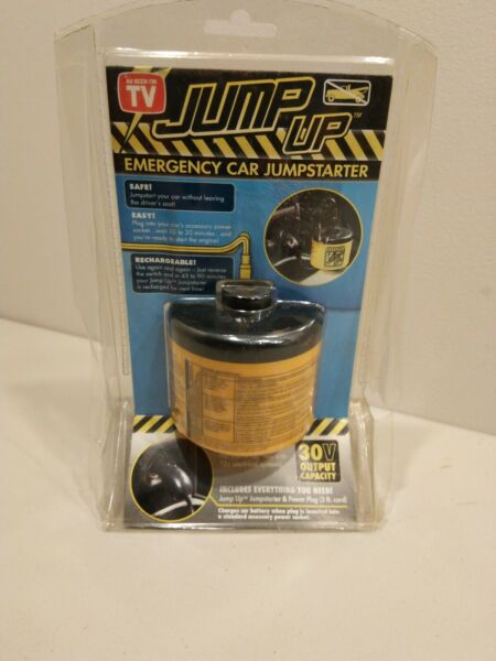 Jump Up Emergency Car Starters As Seen On TV Jumpstarter.NEW $19.95