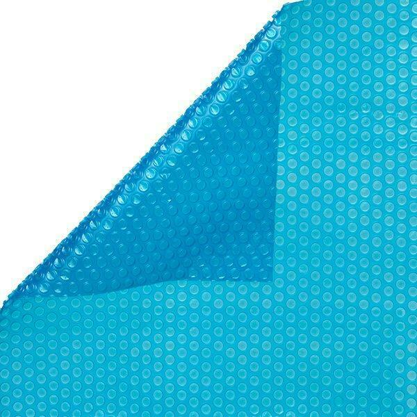 Oval 8 Mil 15x30 Foot Blue Solar Blanket Natural Heating 8MIL 15X30OVAL $59.99