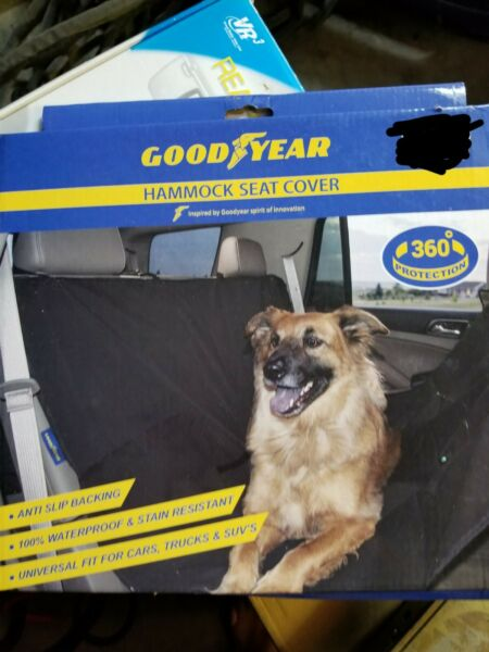 Goodyear Hammock Seat Cover For Pets $20.00