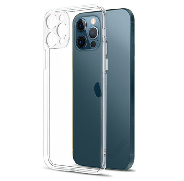 Camera Lens Protection Clear Phone Case For iPhone 12 Pro Max Mini Silicone soft $6.99
