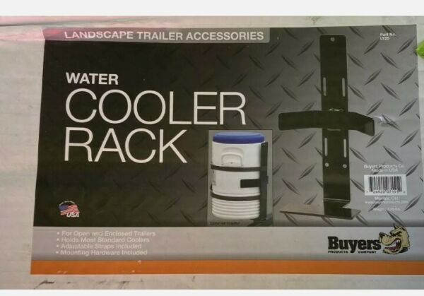 Buyers LT25 Water Cooler Landscape Truck amp; Trailer Rack $39.98