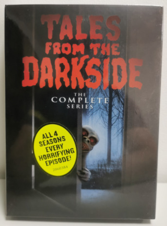Tales from the Darkside:The Complete Series DVD12 Disc New amp; Sealed US Seller