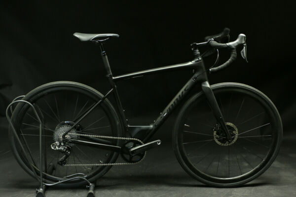 2019 Specialized S Works Diverge 56cm Satin Carbon Gloss Black Display *NEW* $7999.99