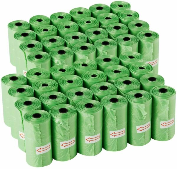 Dozzz Biodegradable Dog Poop Bags with Pet Waste Disposal Refill for Doggy Puppy $25.99