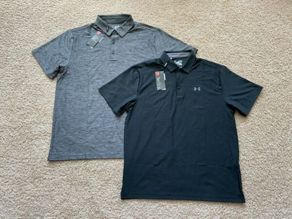 Under Armour Men#x27;s Playoff Golf Polo Shirt 1253479 $27.99