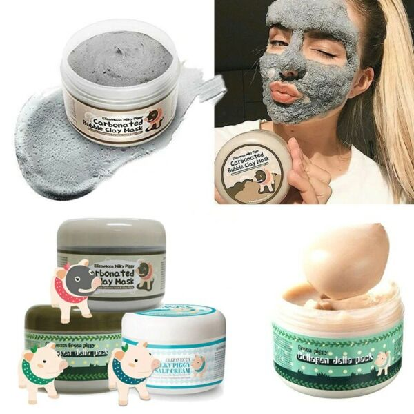 Elizavecca Milky Piggy Carbonated Bubble Clay Mask and more products...Buy NOW $15.98